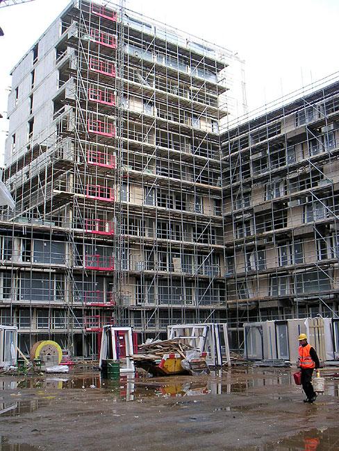 Hollandia toren courzijde - Toren voor pergola ...
