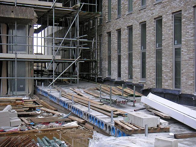 Entree tussen hollandia en mauritius - Toren voor pergola ...
